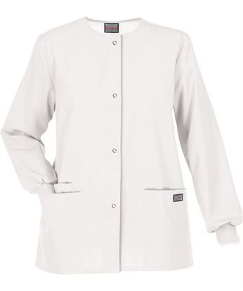 Picture of Snap Front Warm-Up Jacket (College of Nursing)