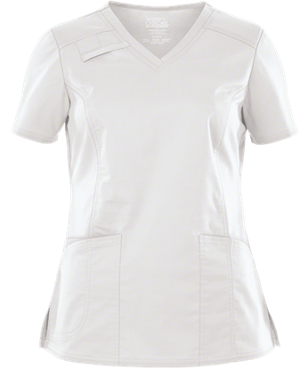 Picture of Stretch V-Neck Top (College of Nursing)