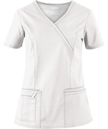 Picture of Mock Wrap Top (College of Nursing)