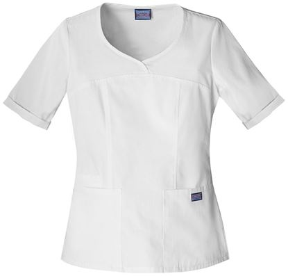 Picture of Women's Novelty V-Neck Top (College of Nursing)
